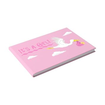 It's a Girl! Guest Book
