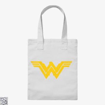 Justice League Wonder Woman, Wonder Woman Tote Bag