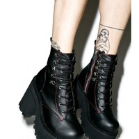 Demonia Deathstalker Boots | Dolls Kill