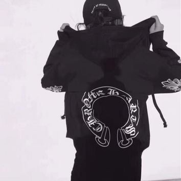Chrome Hearts Hoodie Sweater Cotton Cardigan Jacket Thick Coat I-CR-CP-WM-YD