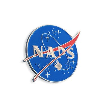 Naps Program Enamel Pin