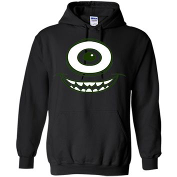 Disney Monsters Inc. Mike Wazowski Eye Graphic T-Shirt shirt