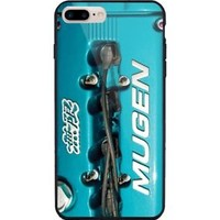 Mugen Engine JDM iPhone Samsung 5 5s 6 6s 7 8 X Plus Edge Hard Plastic Case