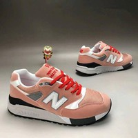 ONETOW new balance 998 women sport casual n words multicolor retro sneakers running shoes