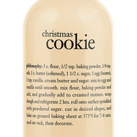 philosophy 'christmas cookie' shampoo, shower gel & bubble bath (Buy & Save) | Nordstrom