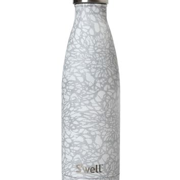 White Lace Swell Bottle