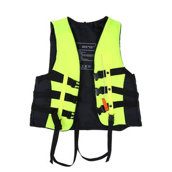 Water Sports Life Jacket Universal Foam Adult Aid Life Jacket Outdoor Sports Swimming Boating Skiing Drifting Safety life Vest