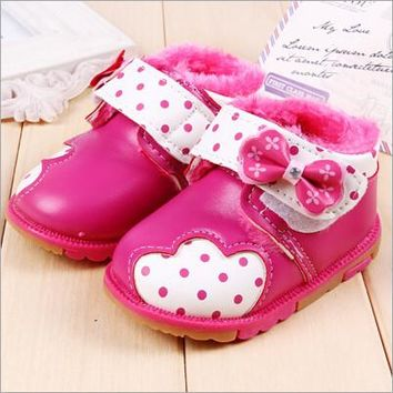 prewalkers girls soft sole shoes
