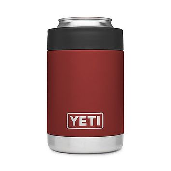 Rambler Colster in Brick Red by YETI