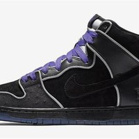 "Nike Dunk High Elite SB ""Black Box"" 833456-002 Size 36---45"