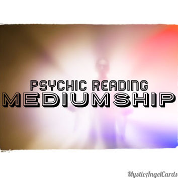 Psychic Reading- Mediumship, Connect to your loved ones, Recieve healing messages, Conducted with love & compassion, email or video reading