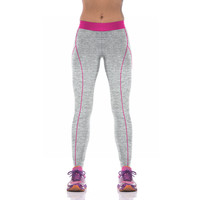 Striped High Waist Jogger Yoga Pants of Running Fitness Sport Leggings Clothing for Women
