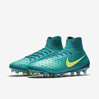 The Nike Magista Orden II Men's Firm-Ground Soccer Cleat.