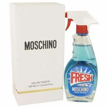Moschino Fresh Couture by Moschino Eau De Toilette Spray 3.4 oz (Women)