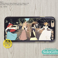 iPhone 6 case iPhone 6 Plus case Disney Princess abbey road, iPhone case iPhone 5 case, iPhone 5S Case, Galaxy S5 S4 S3 Note 2 Note 3, A0766