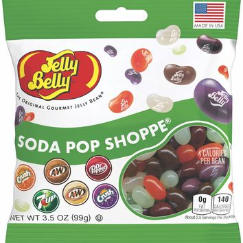 Soda Pop Shoppe Jelly Belly Jelly Beans