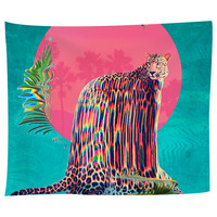 Jaguar Tapestry