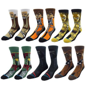 Star Wars Cotton Socks