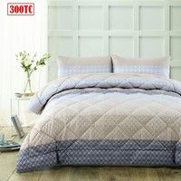 3 Piece 300TC Jovi Multi Jacquard Comforter Set by Accessorize
