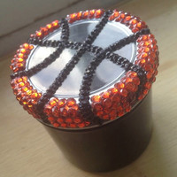 Basketball Stash Jar