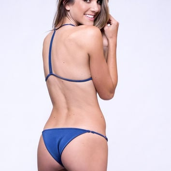 Dbrie Swim Ali Bottom in Indigo