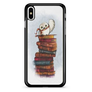 Hedwig Owl Harry Potter iPhone X Case