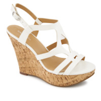 Xappeal Fresha Women's Wedge Sandal (WHITE)