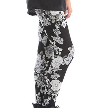 Nollie Floral Leggings at PacSun.com