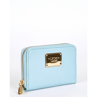 LYDC London Wallet Purse in Light Blue