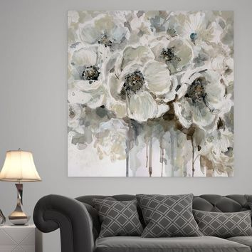 'Quiet Moments' Premium Gallery Wrapped Canvas Wall Art | Overstock.com Shopping - The Best Deals on Gallery Wrapped Canvas