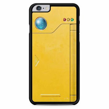 Realistic Pokedex Yellow iPhone 6 Plus / 6S Plus Case