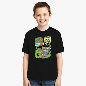 Alien-Monster-Movie Youth T-shirt | Customon.com