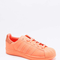 adidas Originals Superstar Adicolour Coral Trainers - Urban Outfitters