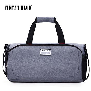 Men Travel Handbag Bag Waterproof Canvas Shoulder Duffel Bag Large Women Weekend Bag Trip Luggage Bag New Totes
