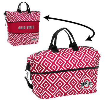 Ohio State Buckeyes NCAA Expandable Tote