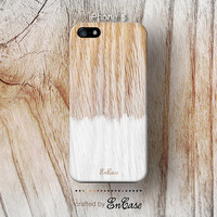 Mobile accesories, iPhone 4 case, iPhone 4S case, iPhone 5 case,3D-sublimated, White on wood.