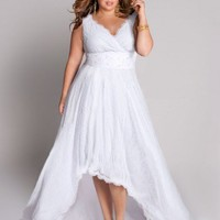 Plus Size Ever After Wedding Gown