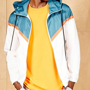 Ing2Ing Colorblock Windbreaker