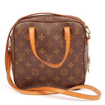 Louis Vuitton Spontini Cross Body Bag 5538 (Authentic Pre-owned)