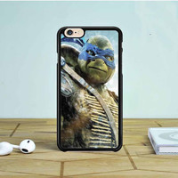 Ninja Turtles Leo iPhone 6 Case Dewantary