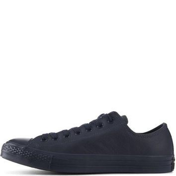 DCKL9 Converse for Men: Chuck Taylor Ox Leather Inked Sneakers