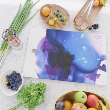 Ajna Cutting Board by duckyb