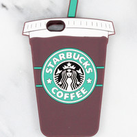 Black Coffee iPhone Case