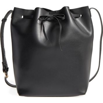 Sole Society 'Blackwood' Faux Leather Bucket Bag | Nordstrom