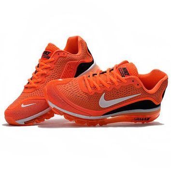 Nike Fashion Casual Sneakers Sport Shoes Orange