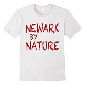 Newark By Nature T-Shirt - Brick City Red Shirt