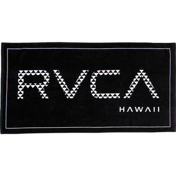 RVCA HI Beach Towel | RVCA