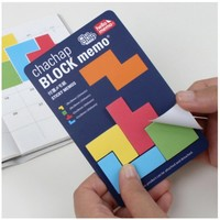 Tetris Sticky Note Set