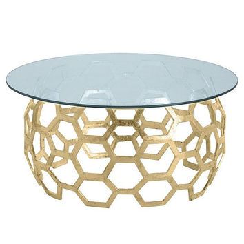 Arteriors Home Dolma Cocktail Table Base