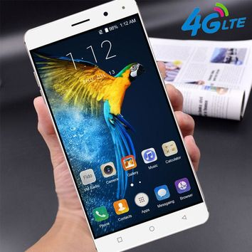 XGODY 6.0 Inch Smartphone Android 7.0 Quad Core MTK6737 2GB RAM 16GB Mobile Phone Dual SIM Fingerprint 4G Unlocked Cell Phones